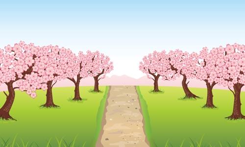 幸手権現堂桜堤の桜