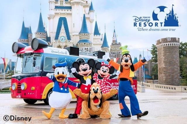 東京ディズニーリゾート・スペシャルパレード