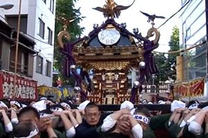 本社神輿渡御
