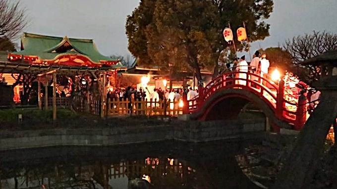亀戸天神社・神忌祭