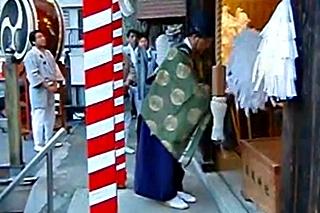 赤城神社の神事