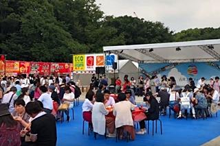 """台湾の伝統的な""""宴""""パントォ"""