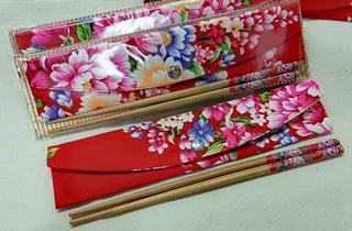 エコ箸(箸袋つき)